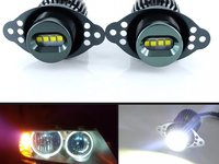 LED MARKER ANGEL EYES BMW E90 E91 318i LCI 09-11