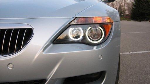 LED MARKER ANGEL EYES BMW SERIA 6 E63 E64 COUPE CA