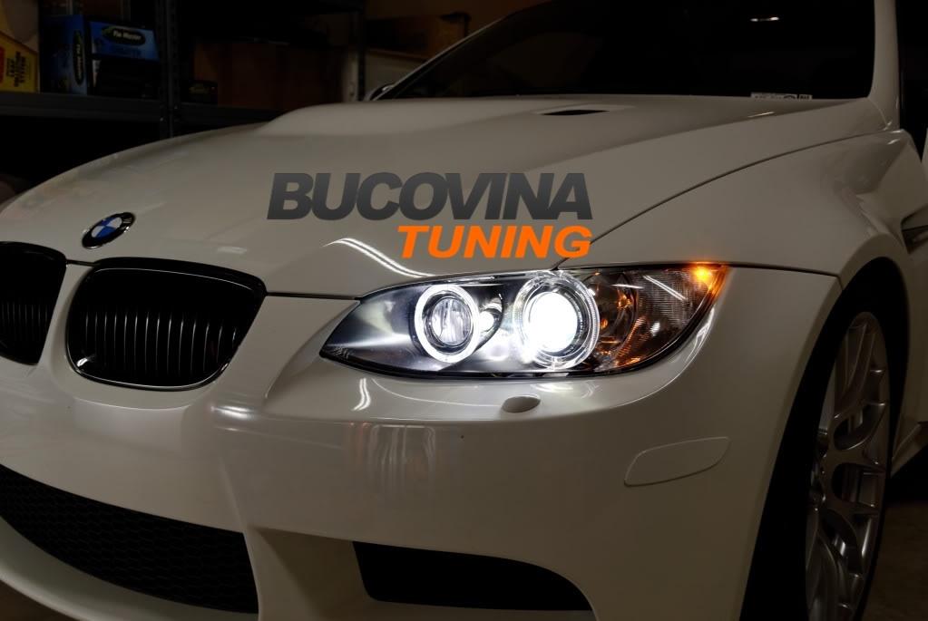 LED MARKER BMW SERIA 3 E93 CABRIO - 120 WATTS