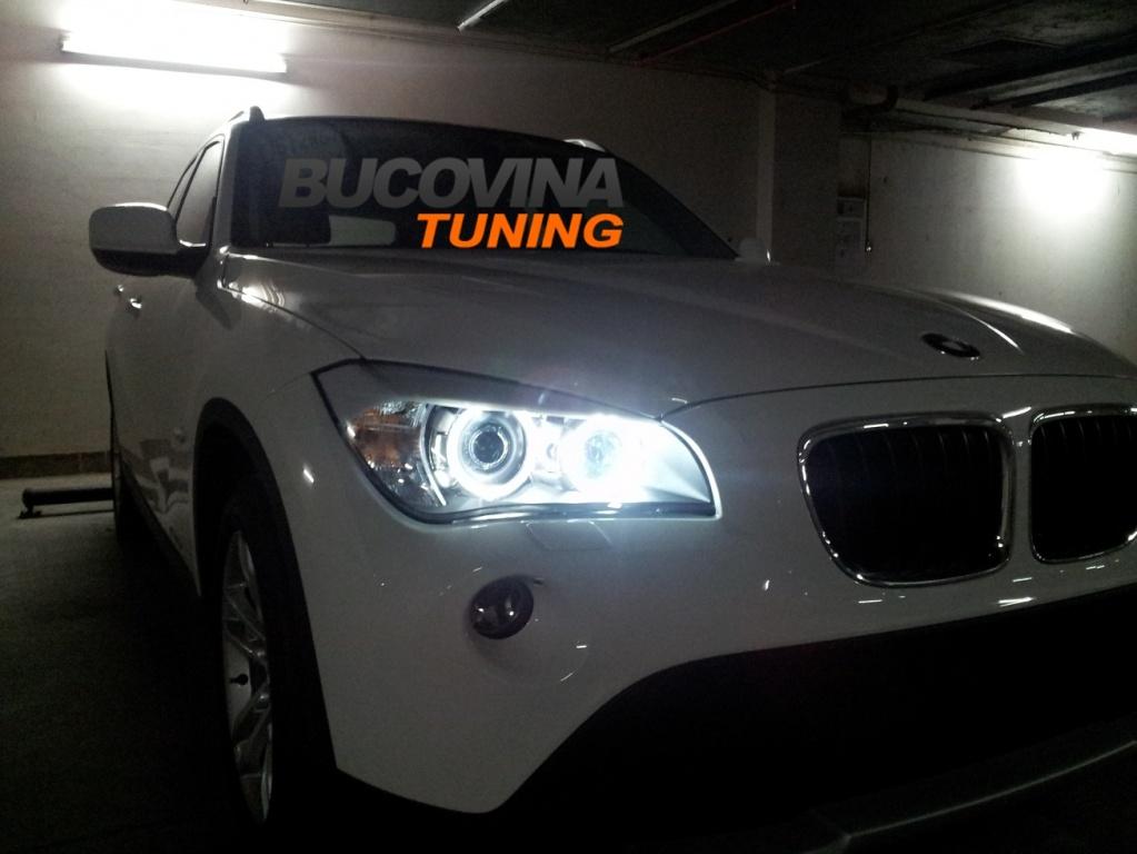 LED MARKER BMW X1 E84 - 120 WATTS