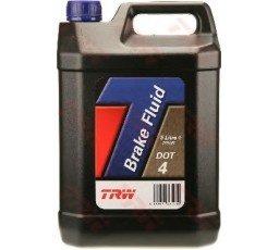 Lichid de frana - TRW DOT 4 - 5l