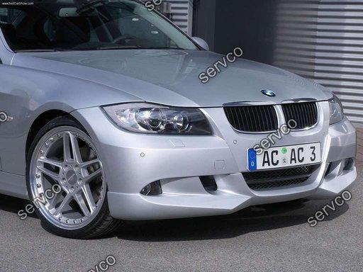 Lip BMW E90 E91 ACS AC SCHNITZER 2005 2006 2007 2008 ver7