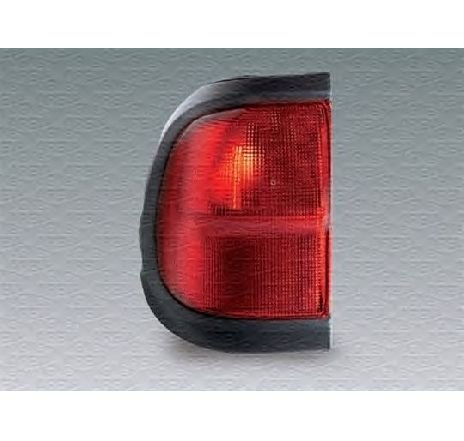 Lumini frana stanga NISSAN TERRANO II VAN ( R20 ) 06/1998 - 09/2007 - producator MAGNETI MARELLI 714098290439 - 309837 - Piesa Noua