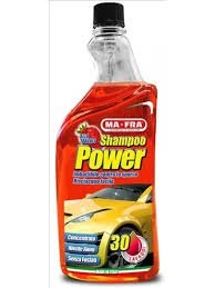 Ma fra detergent auto shampoo power aroma de capsuni 1000ml