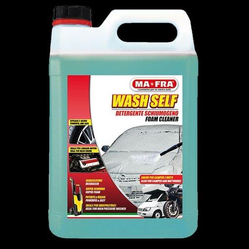 Ma fra wash self spuma activa pt spalat masina concentrata 5l