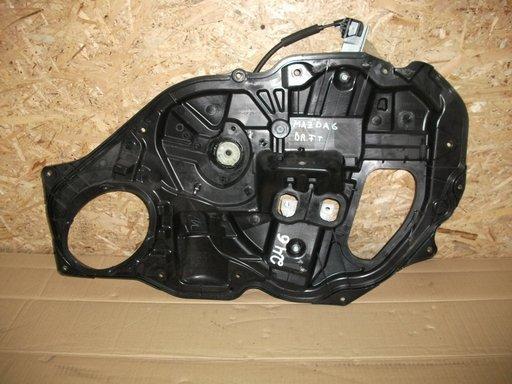 Macara electrica geam dreapta fata Mazda 6, an 200