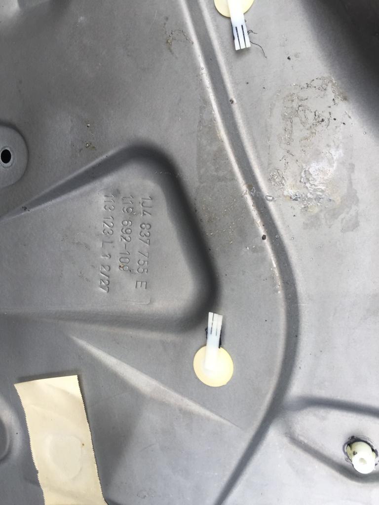 Macara fata geam electric Golf 4 fara difuzor