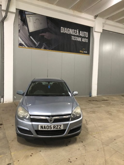Macara geam dreapta fata Opel Astra H 2007 Hatchback 1.6