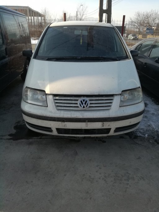 Macara geam dreapta fata VW Sharan 2002 Hatckhback 1.9 TDI