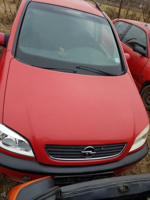 Macara geam stanga fata Opel Zafira 1999 MONOVOLUM