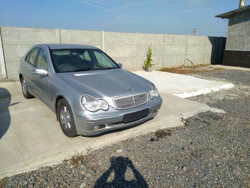 Macara geam stanga spate Mercedes C-CLASS W203 2004 Berlina 2.2 CDI