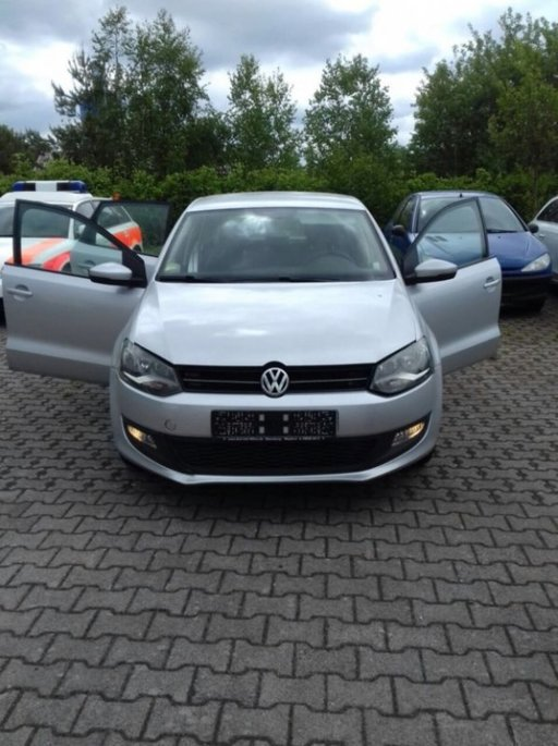 Macara geam stanga spate VW Polo 6R 2011 HATCHBACK 1.2