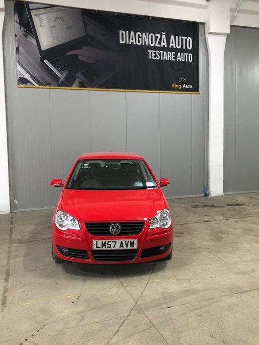 Macara geam stanga spate VW Polo 9N 2008 Hatchback 1.4