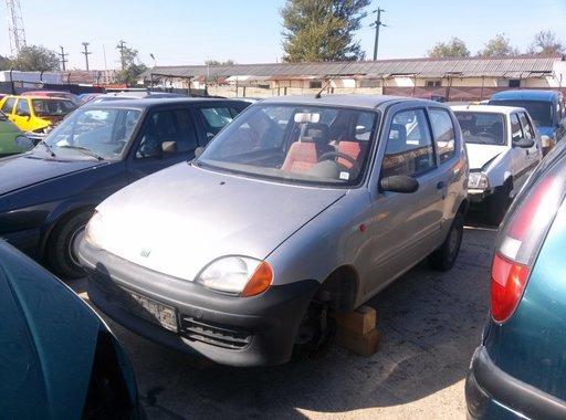 Macara Manula Fiat Seicento din 2000