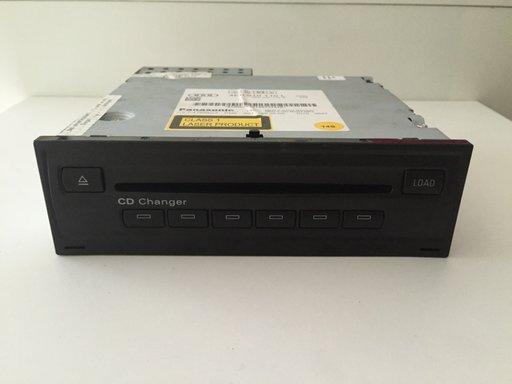 Magazie CD MP3 Panasonic Audi A4 B8 (8K) A6 4F A8 Originala cod 4E0910110L