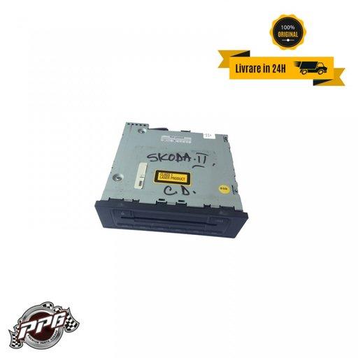 Magazie CD Skoda Octavia 2 1Z0035111A