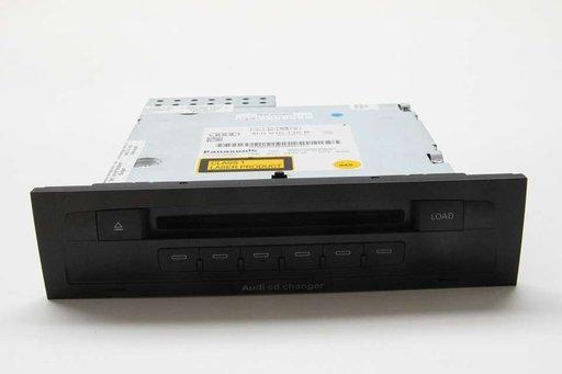 Magazie CD-uri Audi Q7 OE:4L0057110B/ 4L0910110B /4L0035110