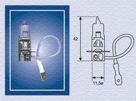 Magneti Marelli Bec h3 100w Pk22s 12v