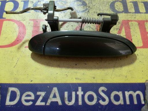 Maner Clapeta exterior usa dreapta fata / spate Dacia Renault Scenic cod 7700433076