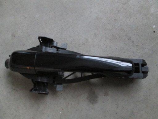 Maner exterior usa dreapta fata negru Volvo V50 S40 2004 2005 2006 2007 2008