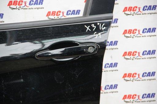 Maner exterior usa stanga fata BMW X3 F25 model 20