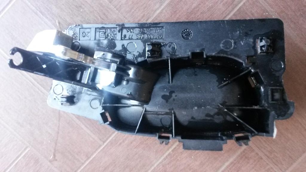 Maner interior usa stanga fata Peugeot 307 2001 2002 2003 2004 2005 2006 2007 cod 9643604577