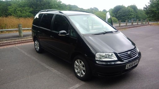 Maner usa dreapta fata VW Sharan 2005 Suv 1,9 asz