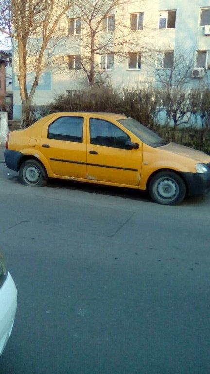 Maner usa dreapta spate Dacia Logan 2005 BERLINA 1.5
