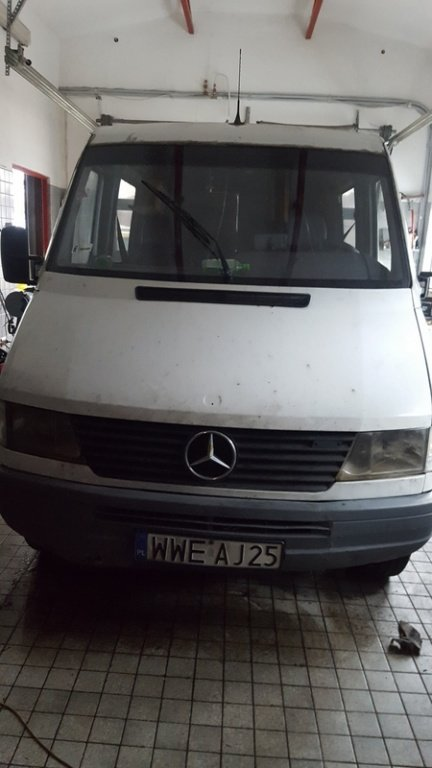 Maner usa dreapta spate Mercedes SPRINTER 1996 Dub