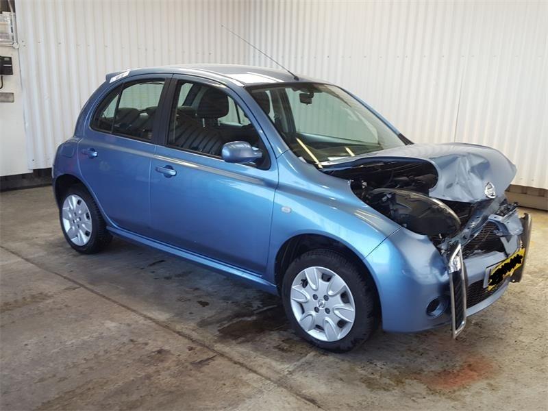 Maner usa dreapta spate Nissan Micra 2003 hachback 1240