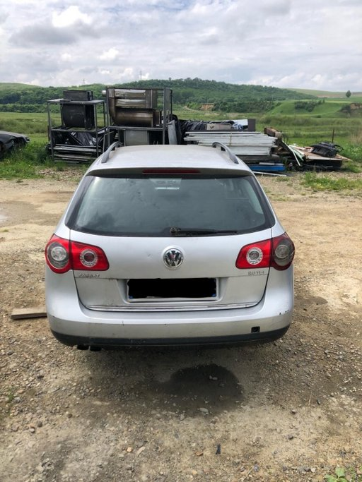 Maner usa dreapta spate Volkswagen Passat B6 2007 Kombi 2.0