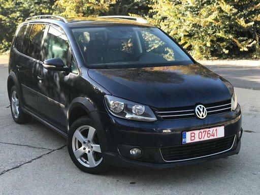 Maner usa dreapta spate VW Touran 2012 monovolum 1