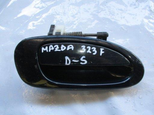 MANER USA EXTERIOR DREAPTA SPATE MAZDA 323 F FAB. 1996