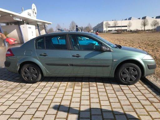 Maner usa Renault Megane 2 sedan