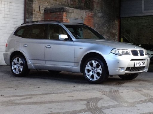 Maner usa stanga fata BMW X3 E83 2006 Suv 2,0