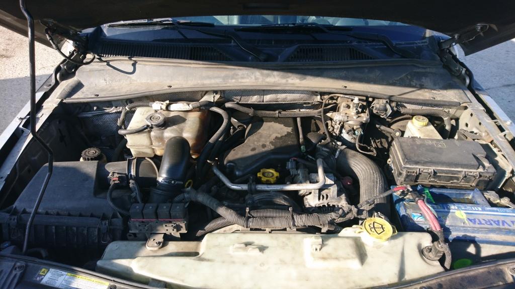 Maner usa stanga fata Dodge Nitro 2009 r4z 2.8 crd