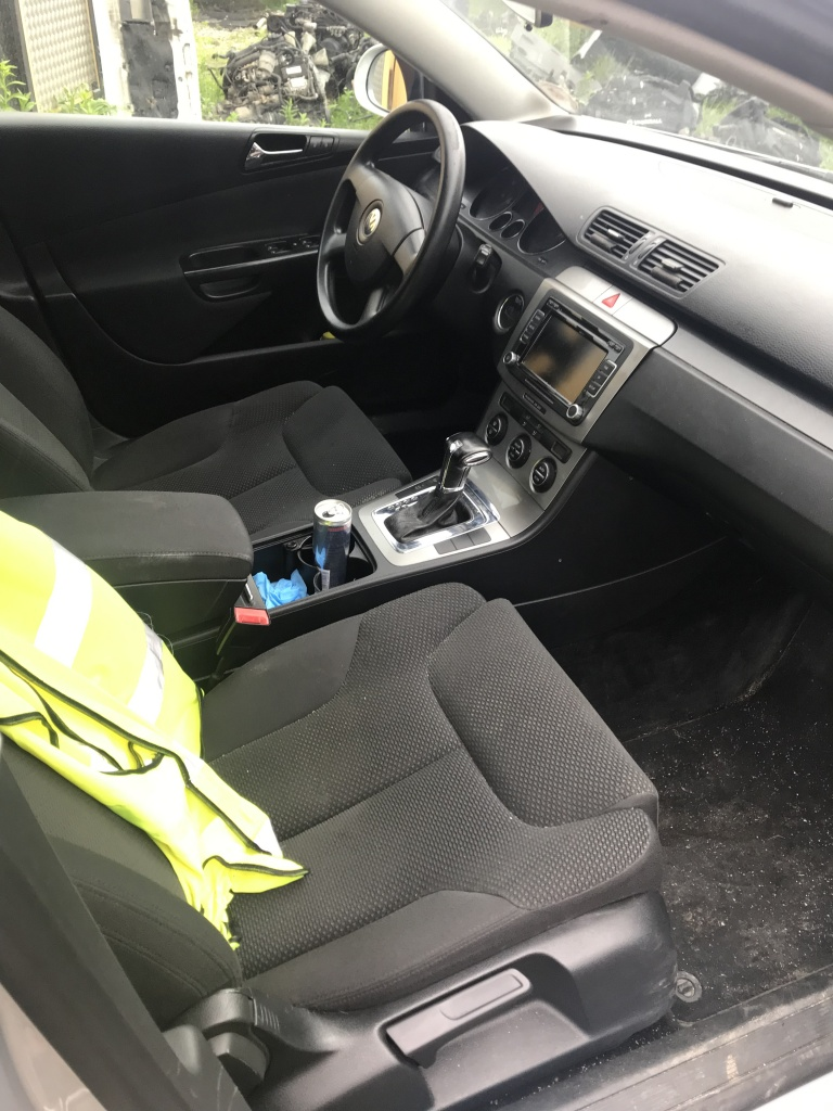 Maner usa stanga fata Volkswagen Passat B6 2007 Break 2.0