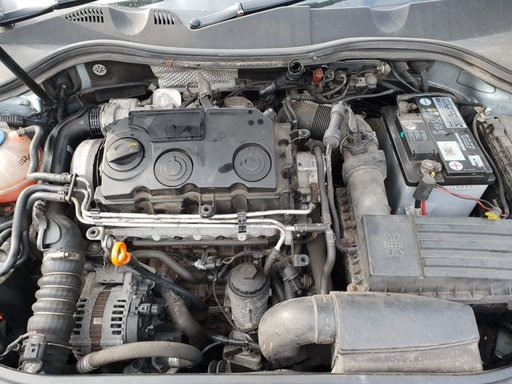 Maner usa stanga fata Volkswagen Passat B6 2008 Br