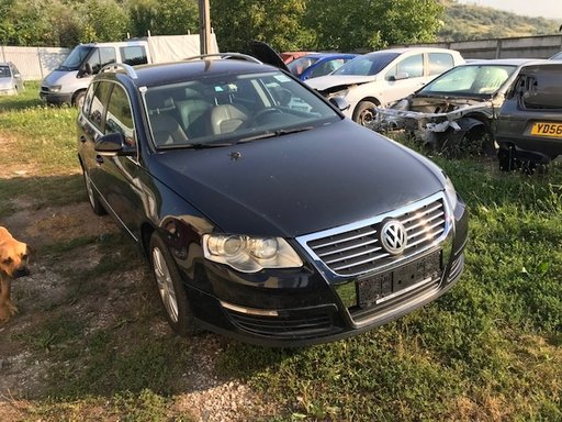 Maner usa stanga fata VW Passat B6 2006 break 2.0 tdi
