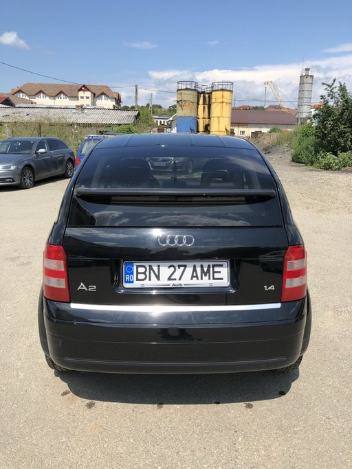 Maner usa stanga spate Audi A2 2001 hatchback 1390