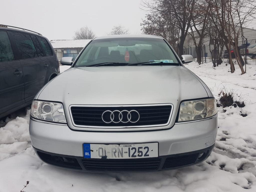 Maner usa stanga spate Audi A6 C5 2003 Berlina 1.9 diesel AJM