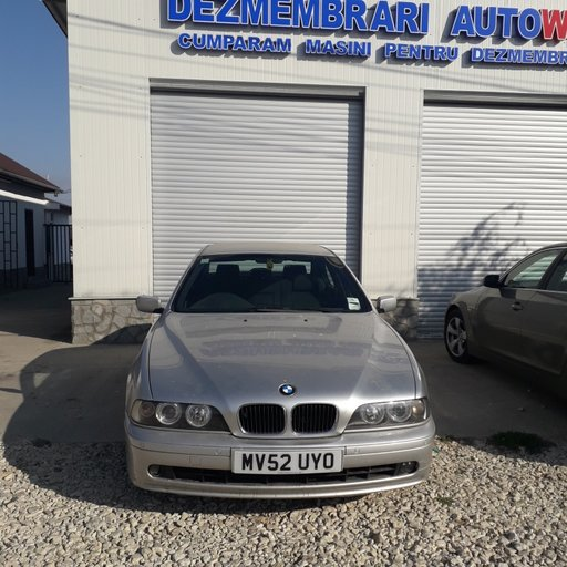 Maner usa stanga spate BMW Seria 5 E39 2002 Berlin