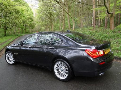 Maner usa stanga spate BMW Seria 7 F01, F02 2012 LIMUZINA 3.0