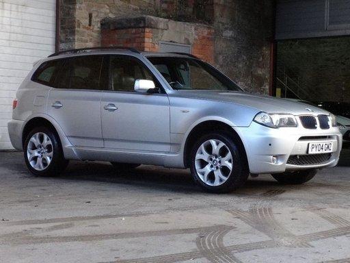 Maner usa stanga spate BMW X3 E83 2006 Suv 2,0