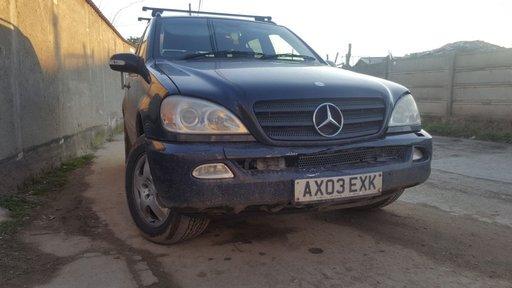 Maner usa stanga spate Mercedes M-CLASS W163 2003 Suv 2.7 cdi