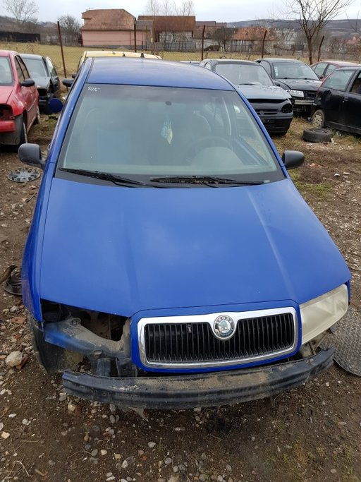 Maner usa stanga spate Skoda Fabia 2003 Hatchback 1,2