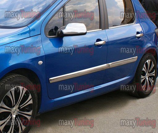 Manere inox Peugeot 307 2001-2008