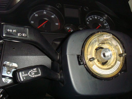 Maneta pilot automat/tempomat/cruise control de vw passat b6 2006