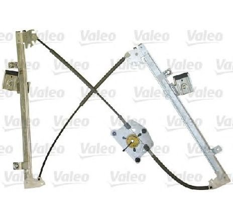 Mecanism actionare geam fata / stanga VW PASSAT ( 3C2 ) 03/2005 - 11/2010 - producator VALEO 850914 - 305398 - Piesa Noua
