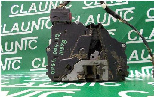 Mecanism inchidere stanga spate Opel Corsa D